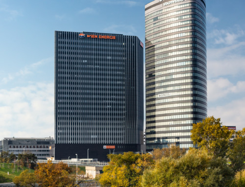 Wien Energie Tower- Thomas Klestil Platz