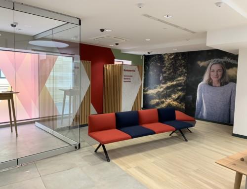 BAWAG – Rebranding Mödling